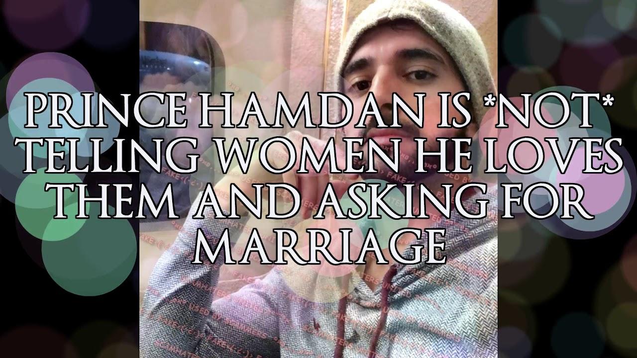 THE GREAT PRINCE HAMDAN SOCIAL MEDIA SCAM SCANDAL