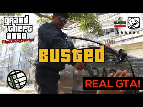 REAL GTA | GTA: DHAKA CITY STORIES (IN REAL LIFE!)