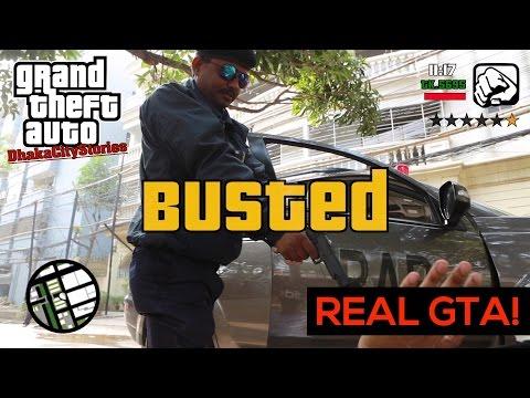 REAL GTA | GTA: DHAKA CITY STORIES (IN REAL LIFE!)