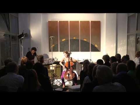 Christine Rauh - Piazzolla: Libertango for cello, drums and marimba