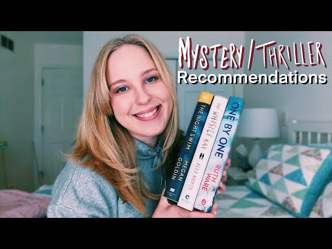 2021 MYSTERY THRILLER RECOMMENDATIONS | best mystery thriller books to read in 2021