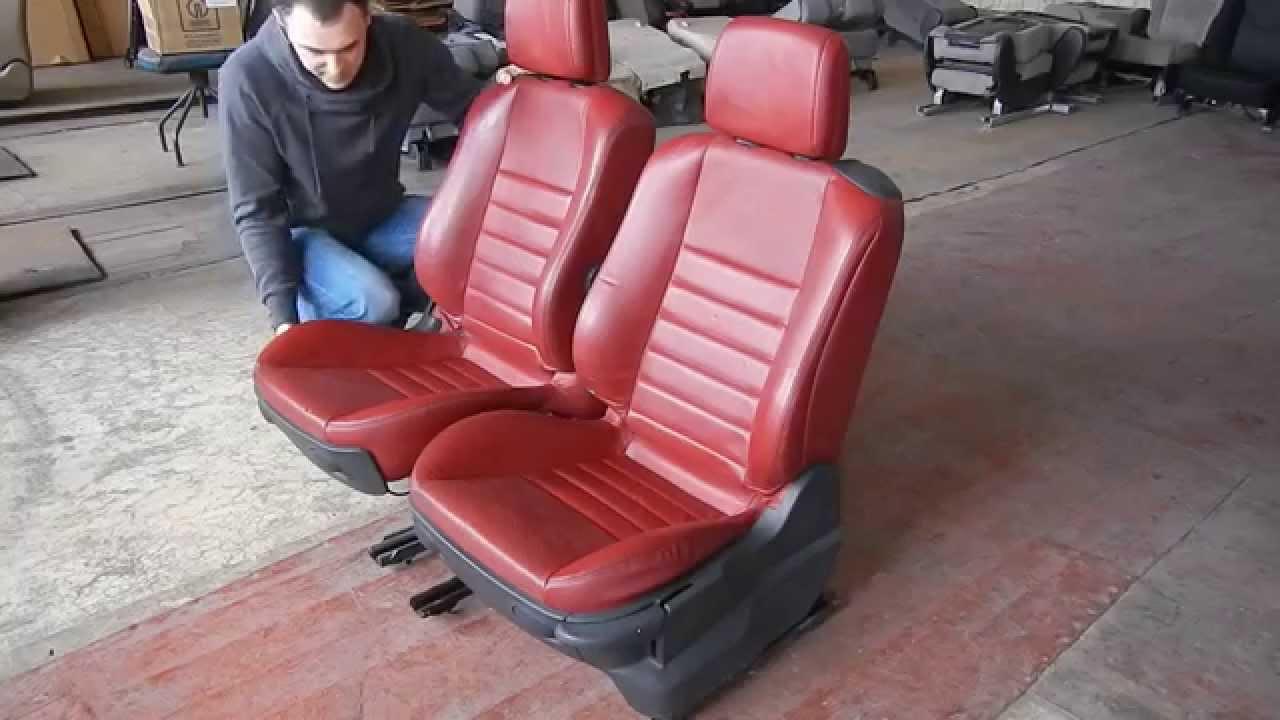 MZD3-1 Mazda 3 - передние сиденья - YouTube