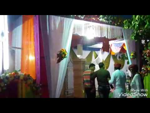 mandap decoration wedding