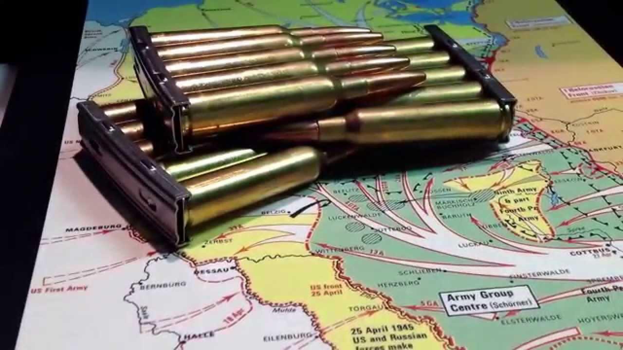 6 5x55 swedish ammunition youtube