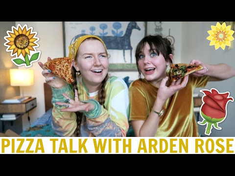 PIZZA TALK #16 WITH ARDEN | MEGHAN HUGHES