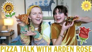 PIZZA TALK #16 WITH ARDEN | MEGHAN HUGHES
