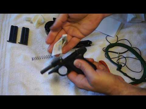 Field Strip and Cleaning of the Jimenez JA22 Pistol