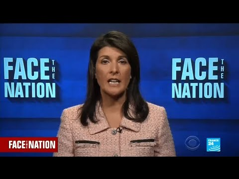 Nikki Haley on chemical weapons use: