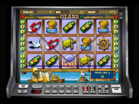 Игровой автомат ISLAND играть бесплатно и без регистрации онлайн