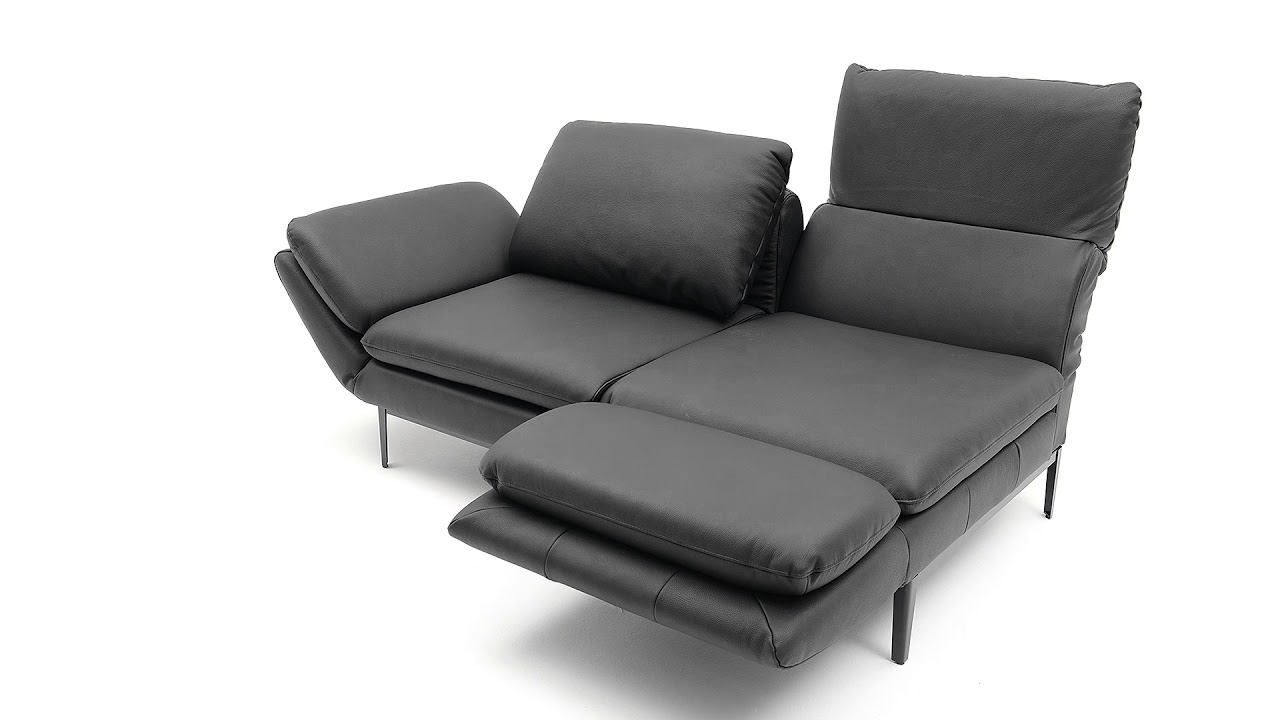 ewald schillig brand sofa dolce mit funktion. Black Bedroom Furniture Sets. Home Design Ideas