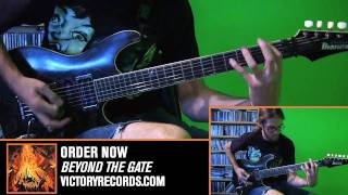 "Wretched ""My Carrion"" (Guitar Demonstration by Steven from Wretched)"