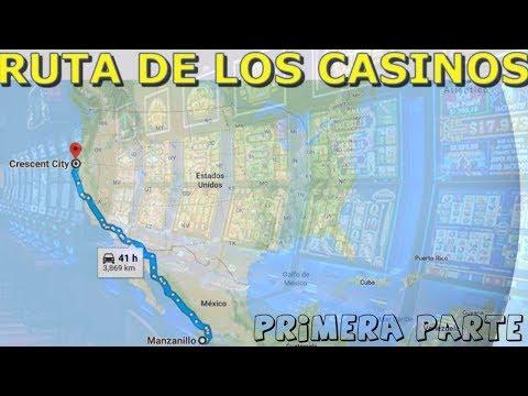 RUTA DE LOS CASINOS -ARIZONA & CALIFORNIA- Parte Uno