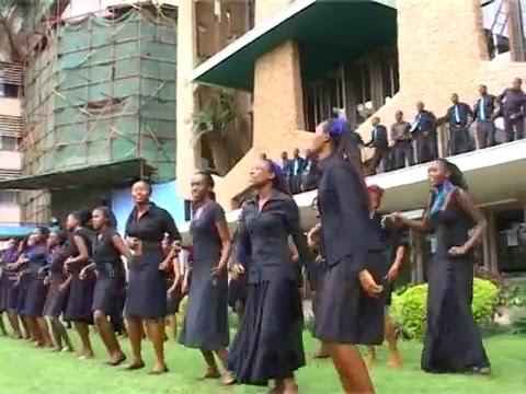 lower kabete campus catholic choir - university of nairobi