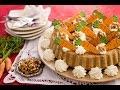 روايح من بلدنا - ابلة منال - فريك بالدجاج والبازلاء + كيكة الجزر ج2