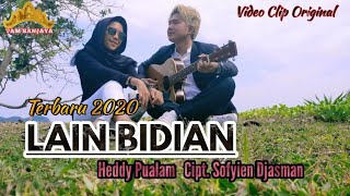 Lagu lampung teebaru 2020 - LAIN BIDIAN - Heddy Pualam - Cipt. Sofyien Djasman