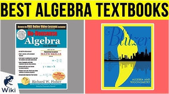 10 Best Algebra Textbooks 2019