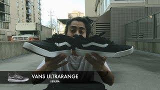 Reseña Tenis Parkour - Vans UltraRange