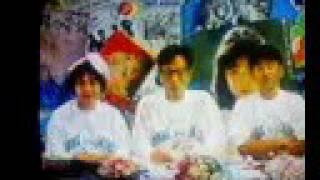 岐阜テレビ キャロットステーション OP 1989.6放送 最終回