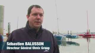 Olmix sur la terre ferme ! Interview avec Sébastien Balusson