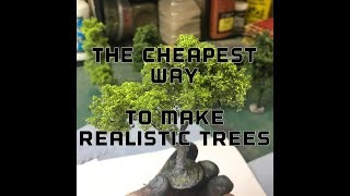 Baixar Realistic And Cheap Wargaming Trees Less Than £1 For Warhammer 40k Fantasy & Historical