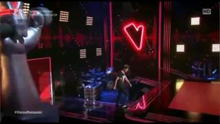 Sebastian Seredinschi-Zayn Pillowtalk cover The Voice Romania