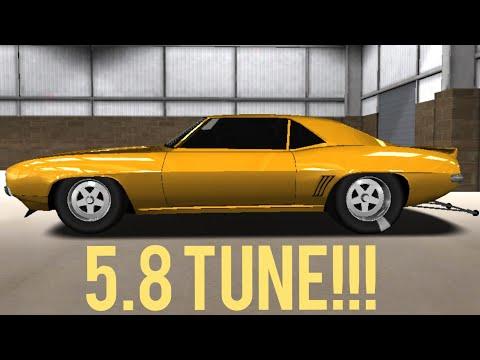 PRO SERIES DRAG RACING 5.8 TUNE!!! (1ST GEN CAMARO)