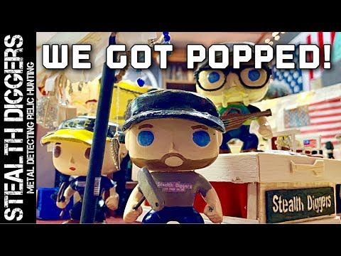 We Got Popped ! Pop Custom Stealth Diggers Gifts From SDN Channel Viewers
