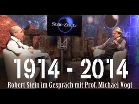 1914 - 2014 - Prof. Michael Vogt bei SteinZeit