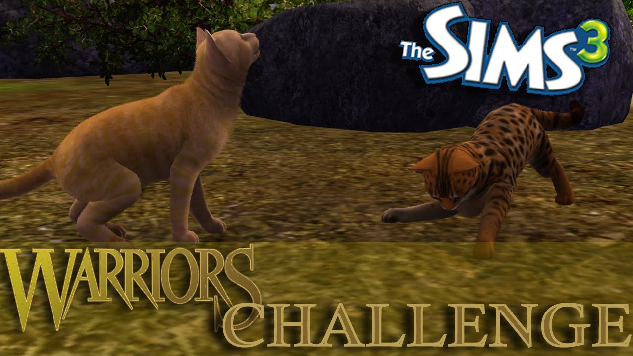 Sims 3: Warrior Cats Legacy Challenge  Ep  6   Bright in the Darkness