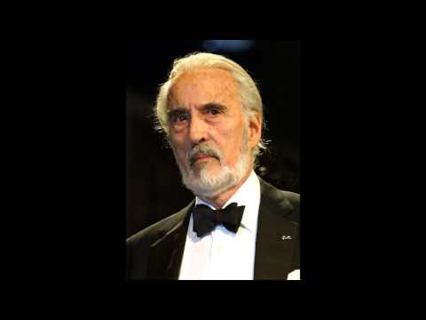 Christopher Lee  Manowar Dark Avenger
