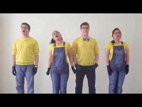 Minions  Banana Song Dubsmash version  PixelsInTheBag