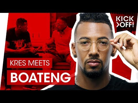 Germany star Jerome Boateng - Interview on Bayern, Jay-Z and the World Cup 2018