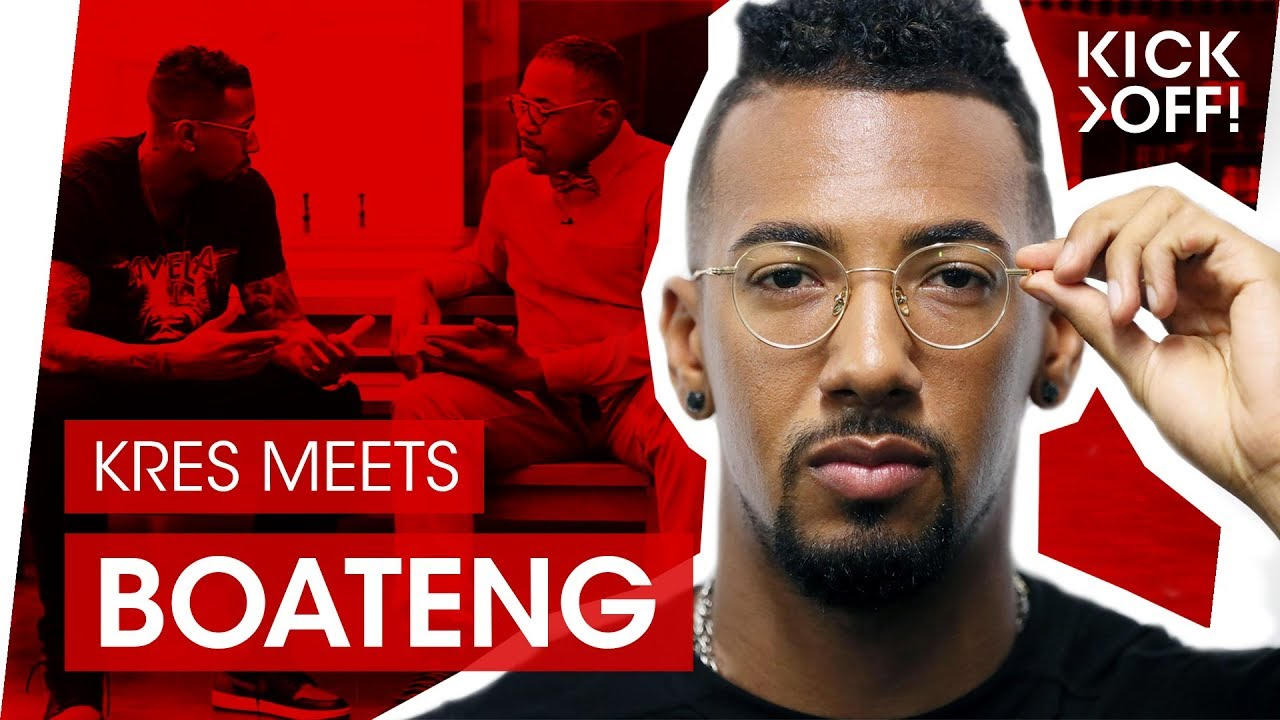 Jerome Boateng on Sneakers, Jay-Z and the World Cup 2018 + WIN A SHIRT