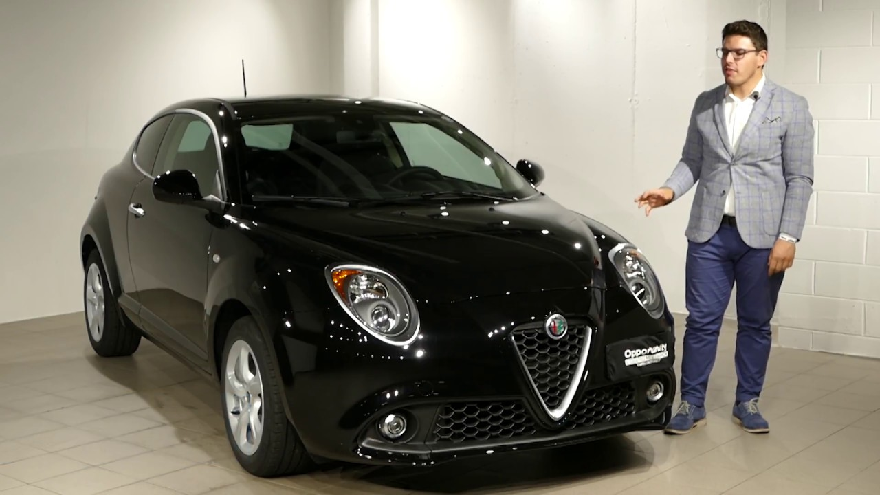 alfa romeo mito gpl turbo km 0 | offerta campello motors - youtube