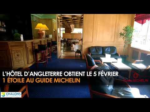 Web reportage - Hotel Angleterre