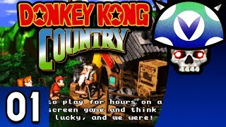[Vinesauce] Joel - Donkey Kong Country ( Part 1 )