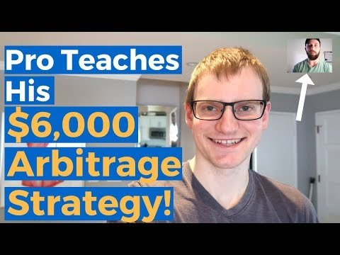 Make $6k/Month With Online Arbitrage, Using Tactical Arbitra