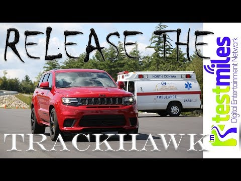 Jeep Trackhawk : 0-60 in 3.4 sec in an SUV