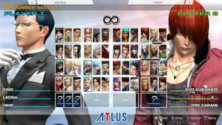 The King of Fighters XIV Evo Top 8