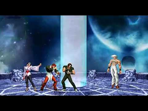 KOF Time And Space Runaway 2 Part 1