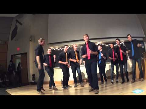 Dance With Me Tonight (Olly Murs) - A Capella Cover - Spring Concert 2015