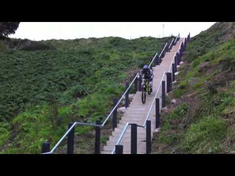 110 stairs on norco six
