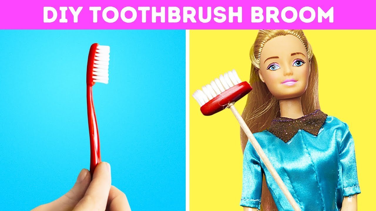 20 Totally Amazing Doll Crafts Youtube