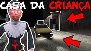 CASA DA CRIANÇA DE MÃO AZUL E SEUS PAIS - Evil Nun - 1.3.2 - (JOGO TRRROR ESTILO GRANNY)