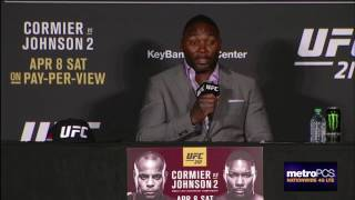 UFC 210: Post-fight Press Conference Highlights