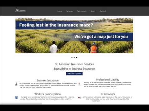 GL Anderson Insurance Services