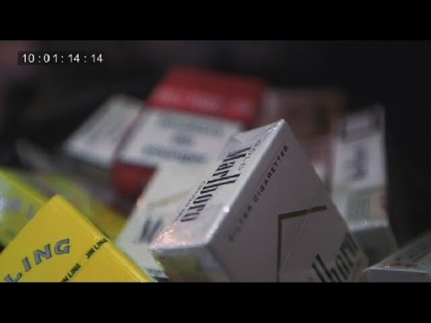 Undercover investigation: Black Market tobacco trade exposed
