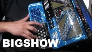 el tierno se fue INTRO  DEMO bigshow acordeon gabbanelli 4 hileras lineas