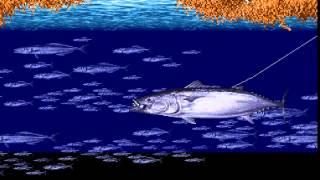 海のぬし釣り(母編エンディング)