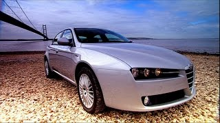 Alfa Romeo 159: Racing a Man Across the Humber River (HQ) - Top Gear - Series 10 - BBC